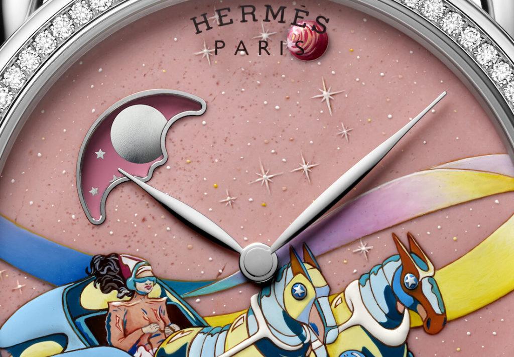 hermès Arceau Space Derby 2