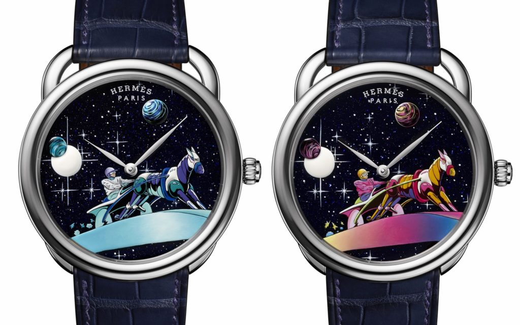 hermès Arceau Space Derby 4