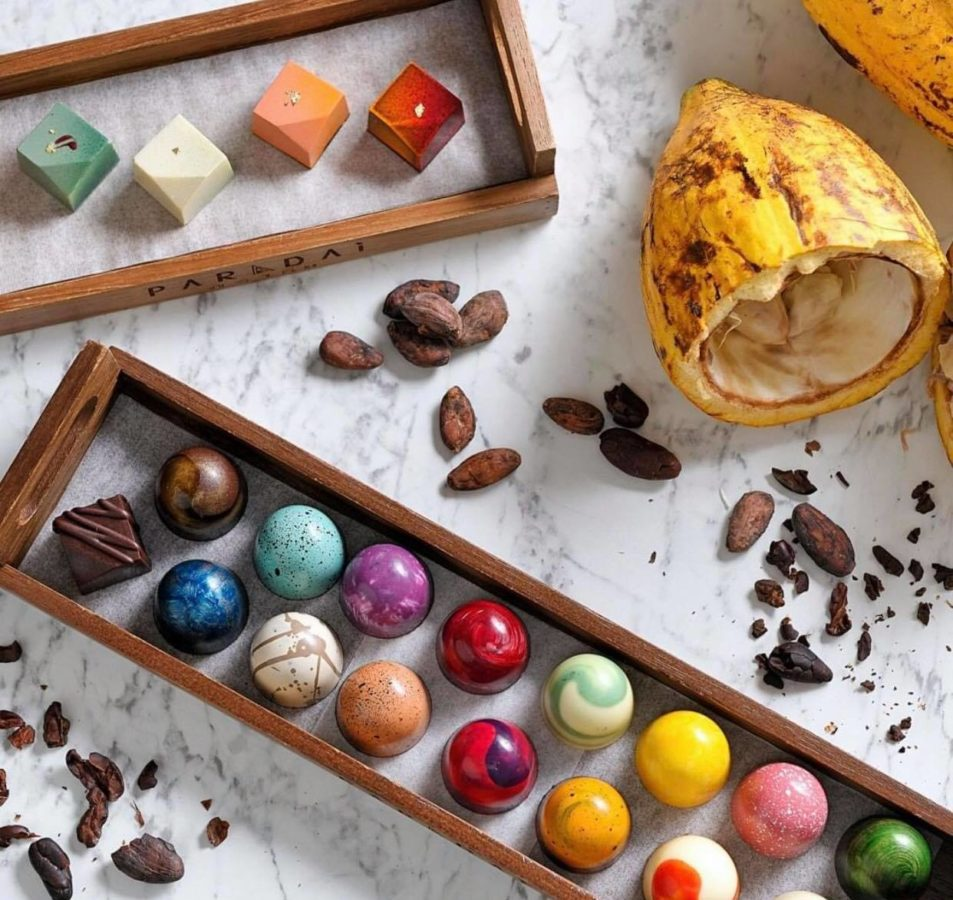5 Thai Chocolatiers that will Satisfy Your Sweet Cravings