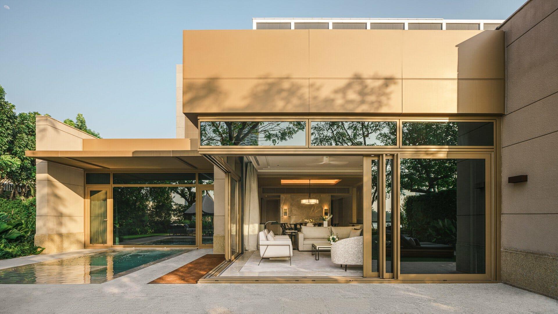 capella bangkok suite