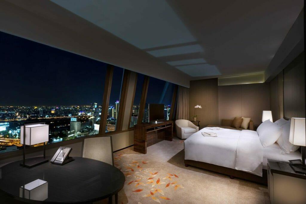 okura prestige bangkok hotel
