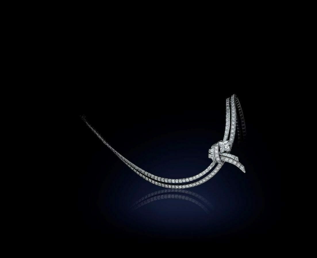 The Bravery High Jewellery Collection Honours the History of Louis Vuitton