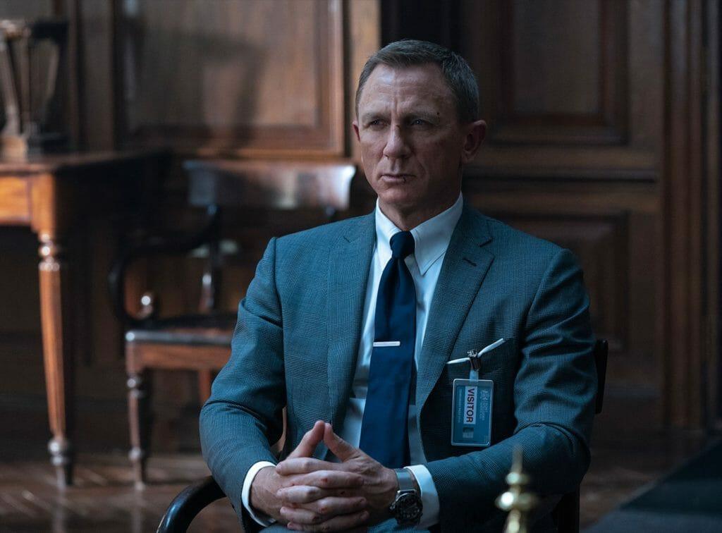Tom Ford James Bond - Brands that Daniel Craig style
