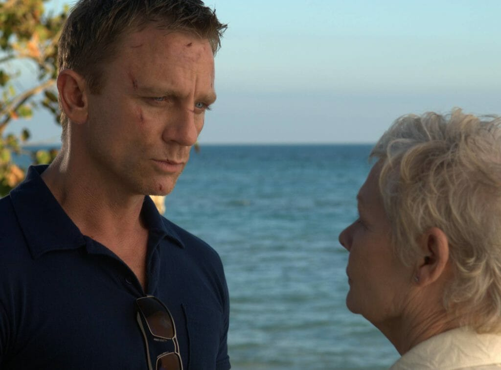 Sunspel James Bond, james bond outfits; brands that Daniel Craig style