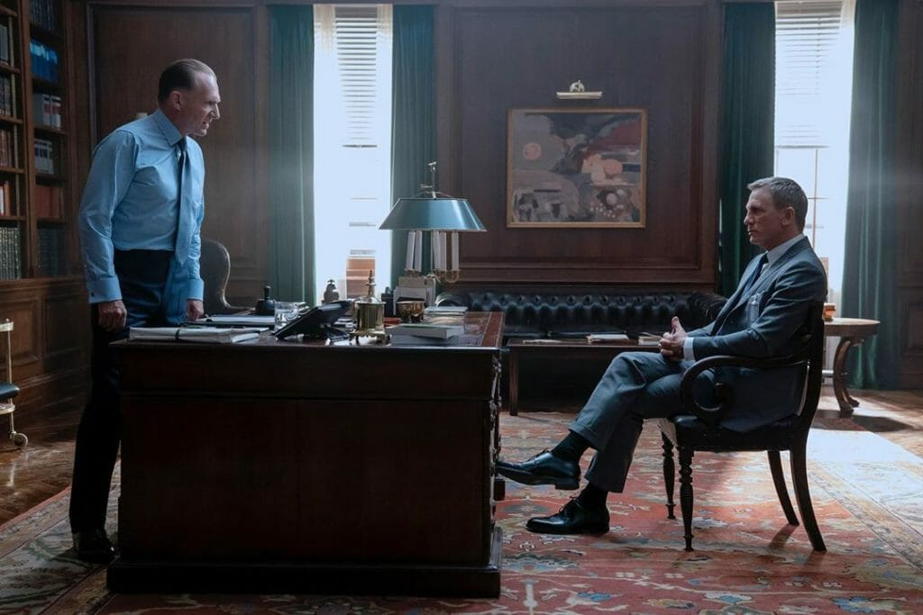 Crockett & Jones, james bond suit; brands that Daniel Craig style