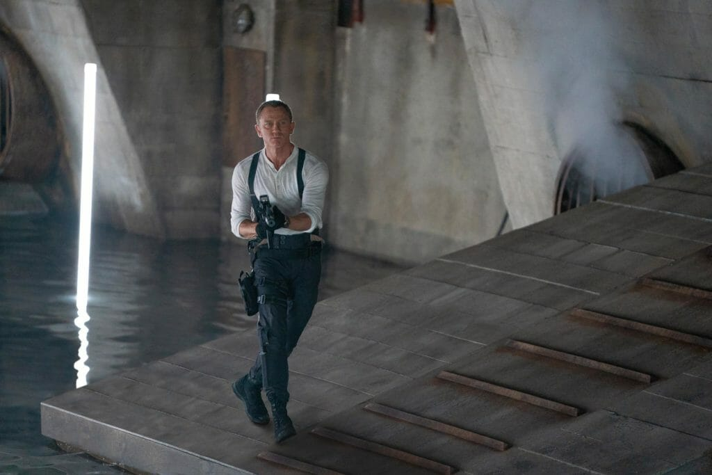 N.Peal, James Bond outfits; brands that Daniel Craig style