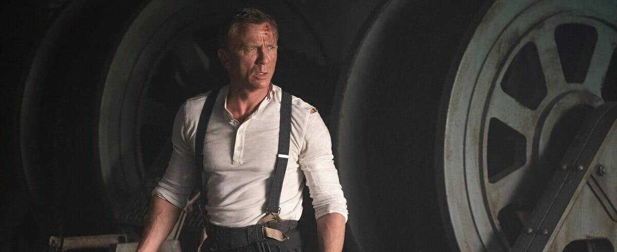 Brands Daniel Craig has worn as James Bond
