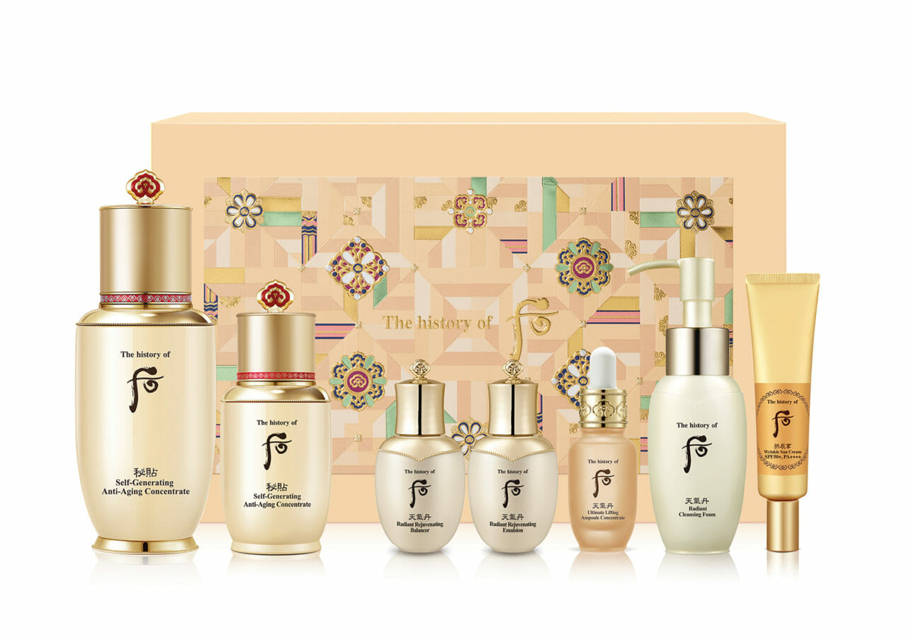 The History of Whoo Renews Its Bichup Self-Generating Anti-Aging Concentrate