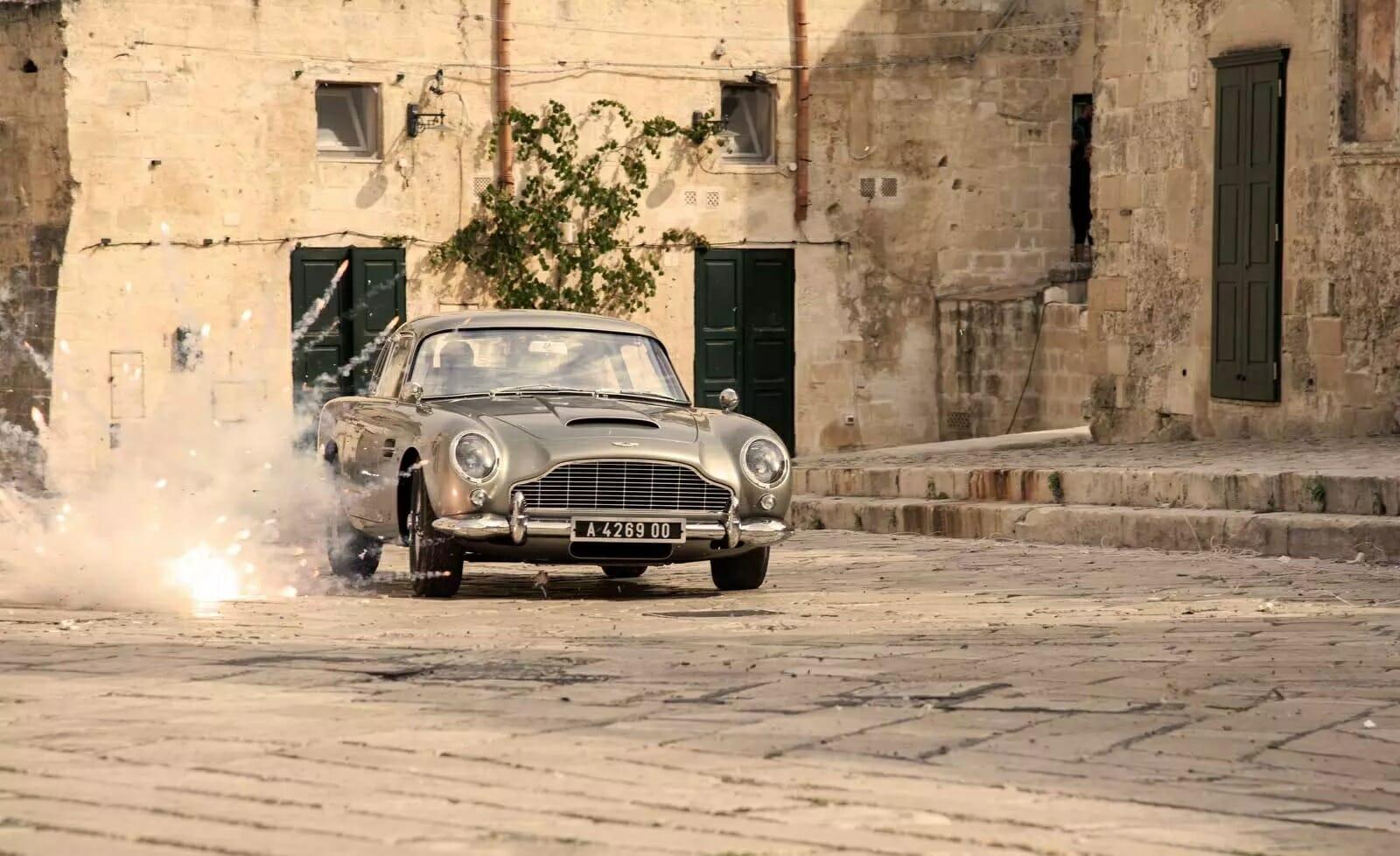 Aston Martin DB5 No Time to Die