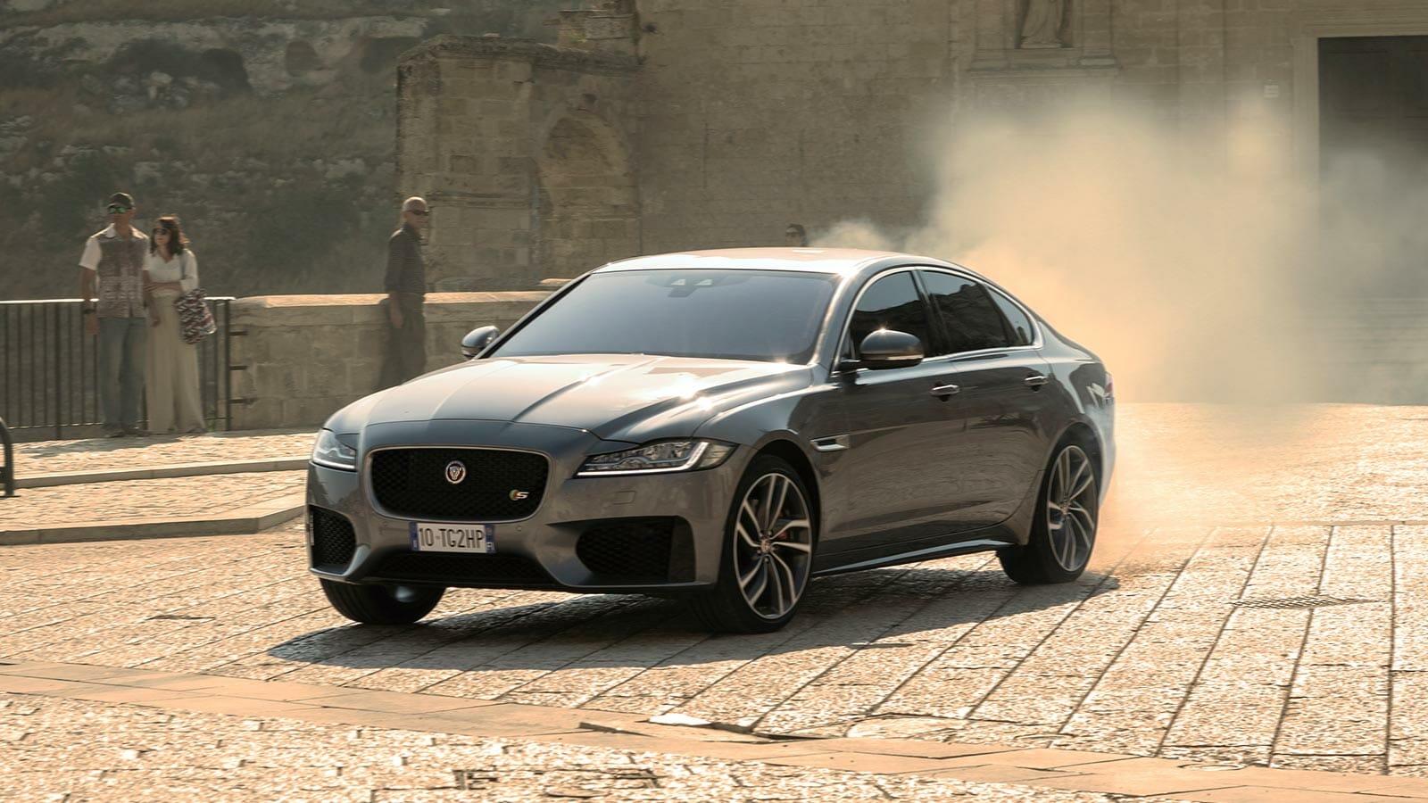 Jaguar No Time to Die