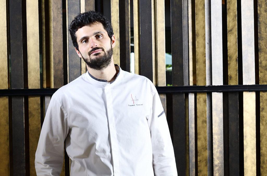 Chef Eugenio Cannoni, La Scala