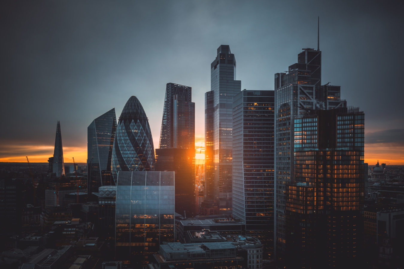 London Tops the List of Most Intelligent and Future-proof Big Cities